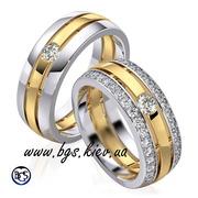 «Обручальные кольца» эксклюзивные и классические кольца на заказ